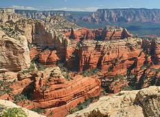Red Rock Adventurer 4 Days Tour