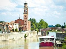 Italy / Bike and Barge / Mantua to Venice Tour