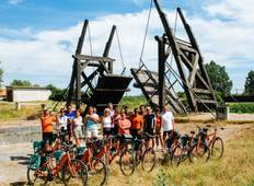 Bike & barge tour Provence and Camargue: from Avignon to Aigues-Mortes  Tour