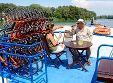 France / Provence and Camargue Bike and Barge / Avignon to Aigues-Mortes Tour