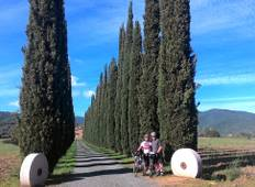 Tuscany Coast Bike Tour Tour