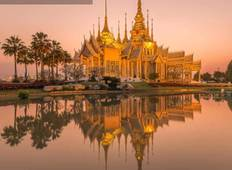 Treasures of Thailand 2019 (from Bangkok to Chiang Mai) Tour