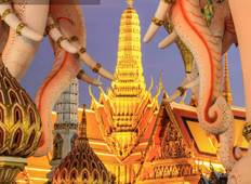 Treasures of Thailand with Cambodias Angkor and Phnom Penh 2019 (from Bangkok to Phnom Penh) Tour