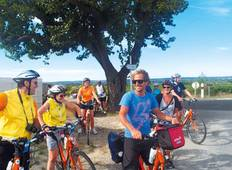 France / Provence and Camargue Bike and Barge / Aigues-Mortes to Avignon Tour