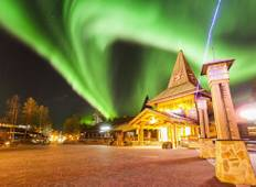 Scandinavian Northern Lights Feast 7 Days (Finland, Sweden and Norway) Tour