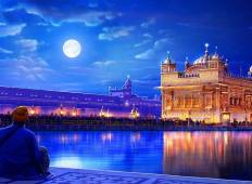 GOLDEN TRIANGLE TOUR WITH AMRITSAR Tour