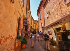Hilltop Villages of Provence Cycling - Short Break Tour