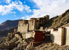Golden Triangle Tour with Leh Tour