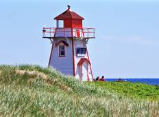 Maritimes Coastal Wonders featuring the Cabot Trail (Halifax, NS to Western Shore, NS) Tour