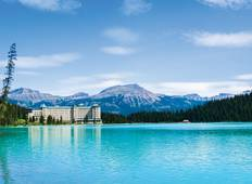 Spectacular Rockies and Alaska Inside Passage Cruise 2019 (including Banff) Tour