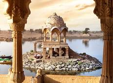 Incredible Rajasthan With Taj Mahal Trip Tour