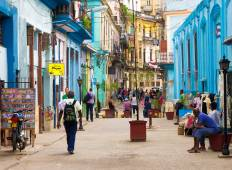 Cuba live like a local for 15 days Tour