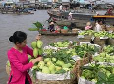 14 Days: Hanoi Biking - Pu Luong National Reserve Trekking - Tam Coc Boating - Halong Bay Cruise - Cat Ba Island - Hue - Hoi An - Da Nang - Cu Chi Tunnel - Cai Rang Floating Market - Ho Chi Minh Tour