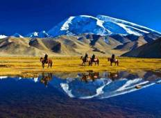 Silk Road Travel to China and Uzbekistan Tour