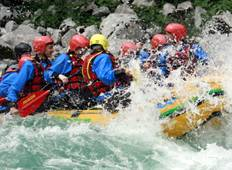 Trisuali White Water Rafting- 1 Night 2 Days  Tour