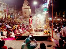 Golden Triangle Tour With Yoga In Varanasi  Tour