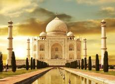 Taj Mahal With Rajasthan & Varanasi Tour