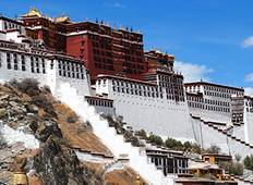 Tibet Lhasa tour with EBC: 7 Nights 8 Days fly in/ fly out Tour