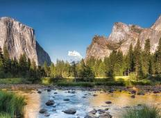 Yosemite in Winter Tour Tour