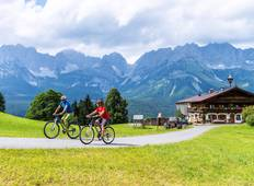 Bike the Kaiser in Tyrol Tour