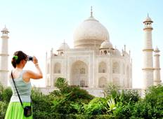 Magic of Tajmahal and Lord Krishna Tour