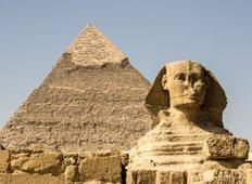 Exquisite Egypt Tour- Discover Cairo & Nile Cruise & The Red Sea All-Inclusive Tour