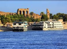 Exquisite Egypt- Cairo & Nile Cruise & The Red Sea Hard All Inclusive  Tour