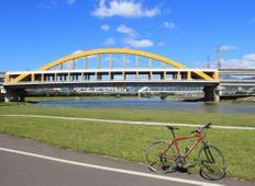 Featured Cuisine & Hot Spring + Massage - Taipei Relax Cycling Tour  Tour