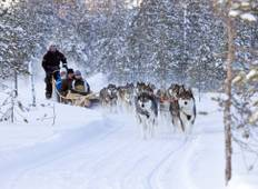 Arctic Adventure In Lapland - 7 Days Holiday Package (*minimum 2 persons) Tour