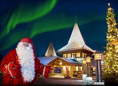 Christmas in Santa Claus Hometown - 5 Days in Rovaniemi Arctic Circle  Tour