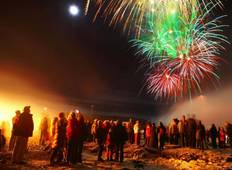 New Year's Eve in the Arctic Circle - 5 Days in Rovaniemi, Lapland Tour