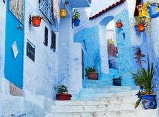 Northern Morocco: Blue Cities & Bohemian Vibes Tour