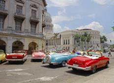 Bachelorettes in Cuba by Hotel Plaza & Playa de Oro Tour