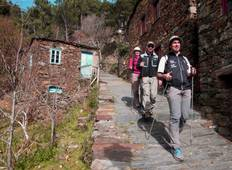 Walking tour in the Portuguese Schist Villages Tour