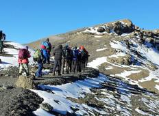 Climb Kilimanjaro : 9 Days Lemosho Route Tour