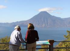 Guatemala, Between Lakes and Volcanoes Tour