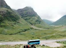 Isle of Skye & The Highlands (Hotel) Tour