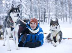 Lapland 7 days in Santa Claus Town on the Arctic Circle! Tour