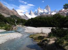 Los Glaciares & Paine Adventure Tour
