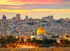 19-Day Holy Land Israel, Jordan and Egypt tour Tour