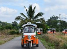 3 Day Tuk Tuk and Hill Tribe Adventure Tour