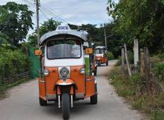 Tuk Tuk and Hill Tribe Adventure - 3 Days Tour