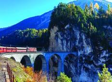 Vistas of Italy and Switzerland (17 destinations) Tour