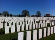 WW1 Battlefields (7 destinations) Tour