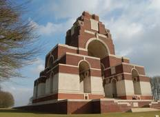 WWI Battlefields (7 destinations) Tour