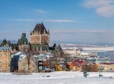 Charming French Canada featuring Montréal, Quebec City, Charlevoix and Montebello (4 destinations) Tour