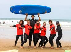 Taghazout Surf Escape Tour