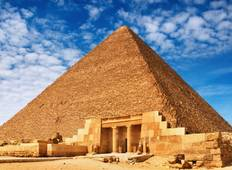 Egypt Luxury Guided Tour W/Nile Cruise & Air  Tour