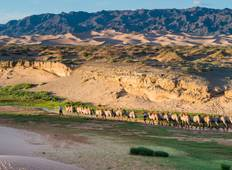 Best Of Mongolia (9 destinations) Tour