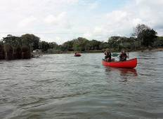 Magdalena River 7 Day Canoe Tour Tour